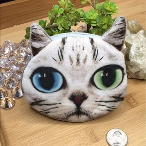 Handbags - Kitty Cat Coin Purse